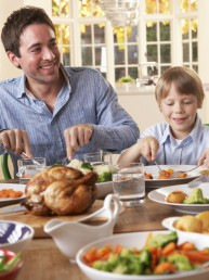 teaching kids table manners Q Wunder